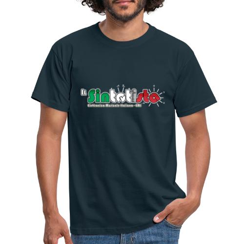 Logo Il Sintetista - Maglietta da uomo