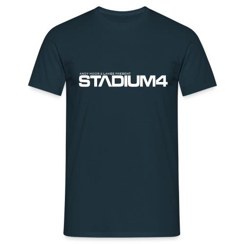STADIUM4 LOGO - Men's T-Shirt