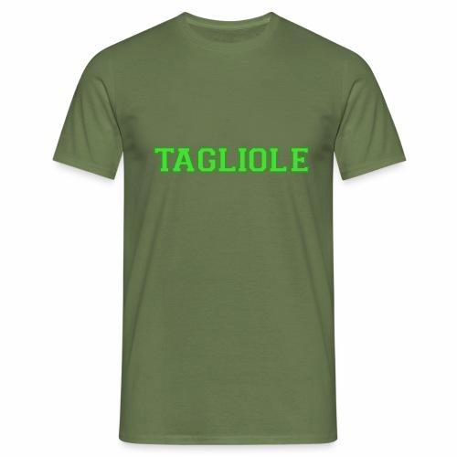 Tagliole Verde Pra di Muccio - Maglietta da uomo