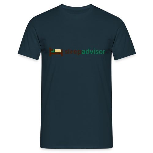 SleepAdvisor - Maglietta da uomo