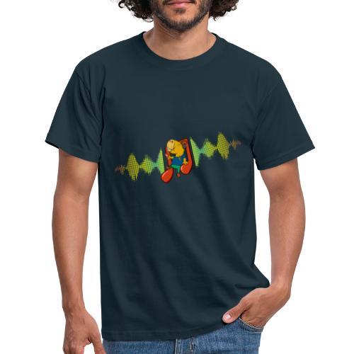 Chilling Capybara - Männer T-Shirt