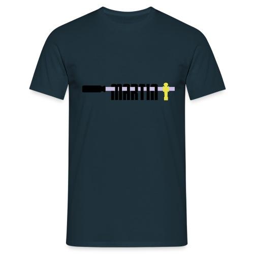 martin - Mannen T-shirt