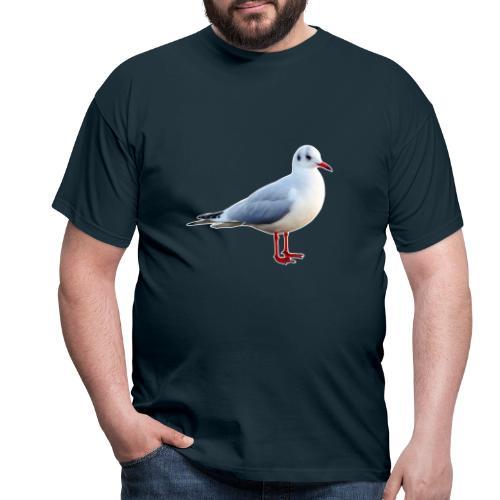 Möwe Vogel Natur Seagull Gull Tier - Männer T-Shirt