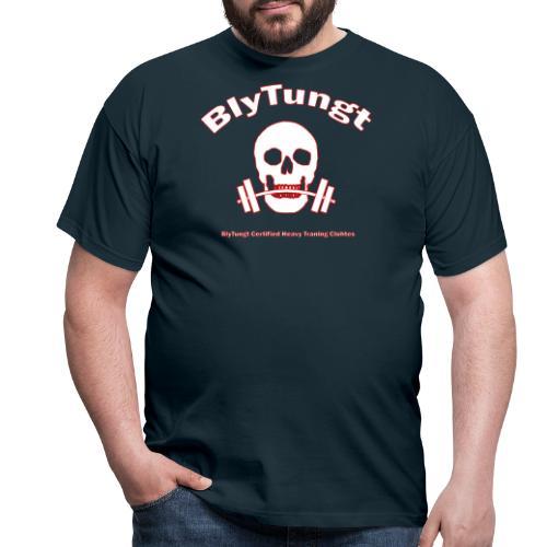 BlyTungt - T-shirt herr