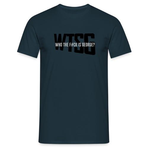 WTSG George - Men's T-Shirt