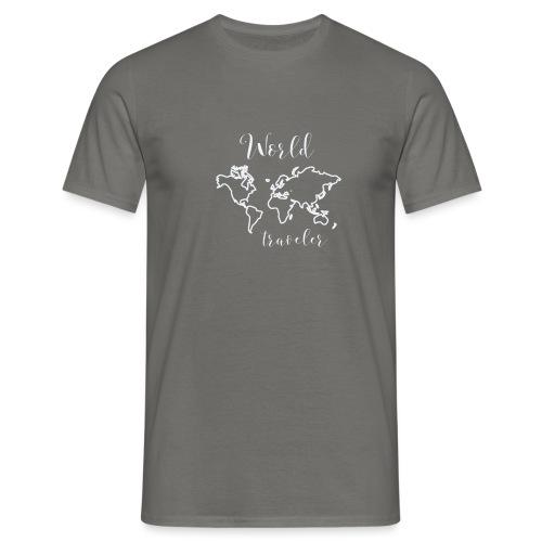 World traveler - Maglietta da uomo
