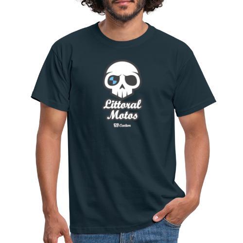 Logo Littoral Motos - T-shirt Homme