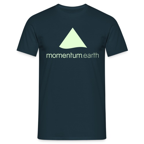 momentum earth flexdruck - Men's T-Shirt
