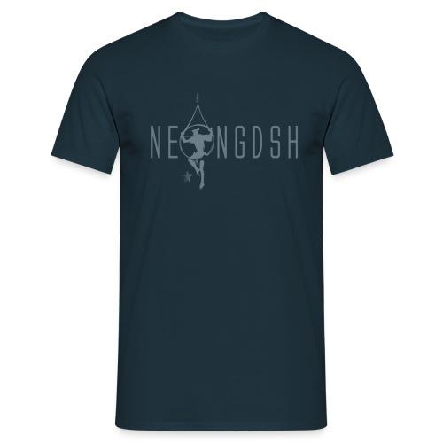 NEONGDSH logo print 2016 - Men's T-Shirt