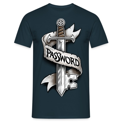 PasSword - Men's T-Shirt