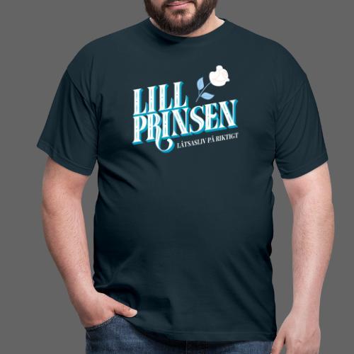 Lillprinsen - Låtsasliv på riktigt - T-shirt herr