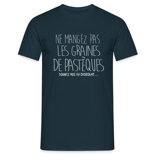 Tshirt-Femme-Enceinte-B - T-shirt Homme