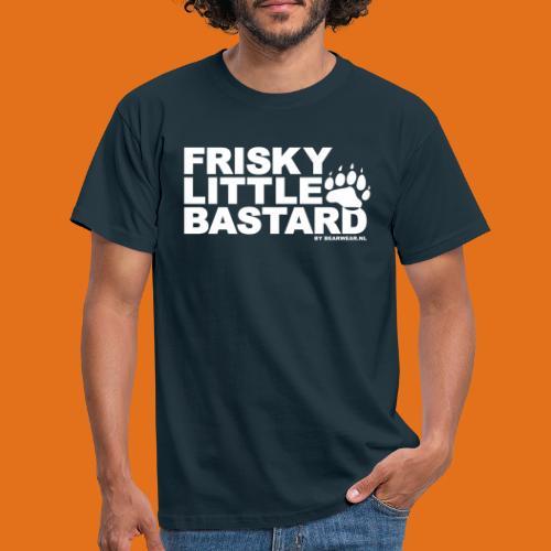 frisky little bastard new - Men's T-Shirt