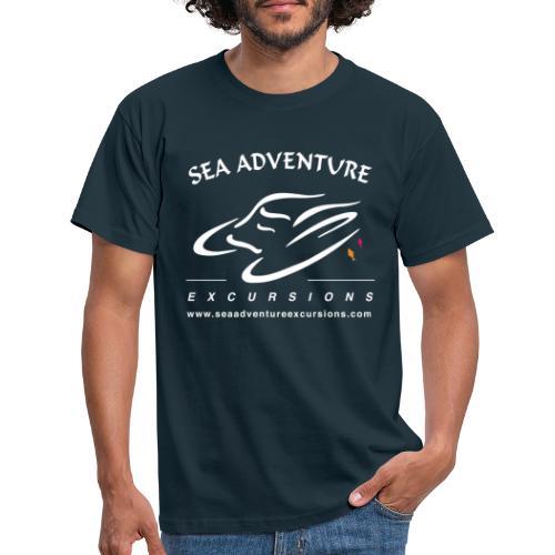 Sea Adventure catamaran - Men's T-Shirt