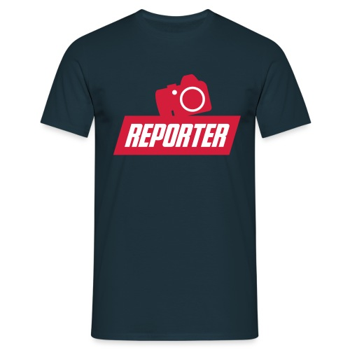 Freelance Reporter - Maglietta da uomo