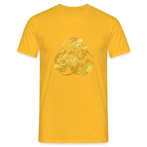 Tadpole Mon Japanese samurai clan - Men's T-Shirt