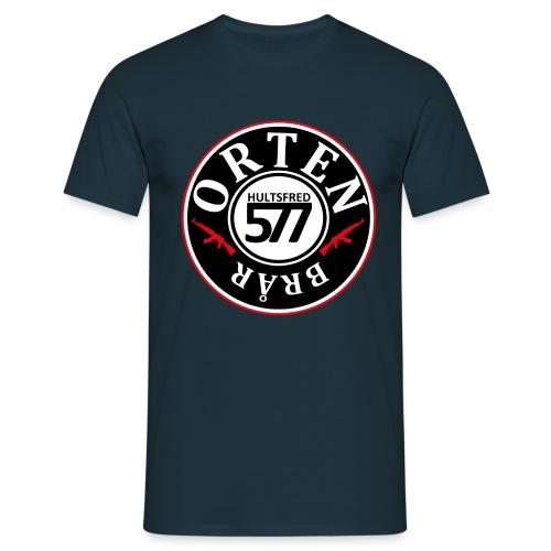 577 ORTEN crew hoodie - T-shirt herr