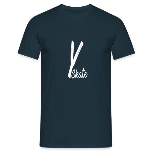 Yskate - Mannen T-shirt