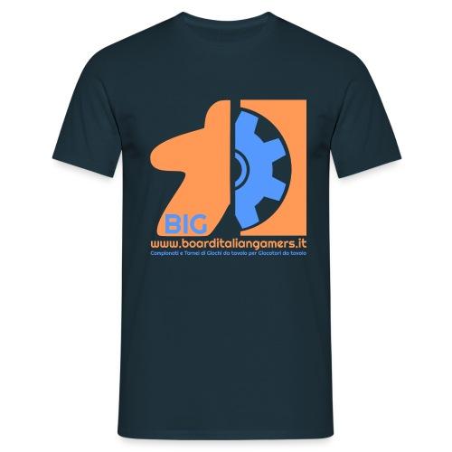 BIG - Maglietta da uomo