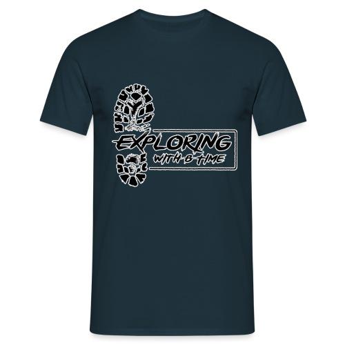 logotrns 2500 - Mannen T-shirt