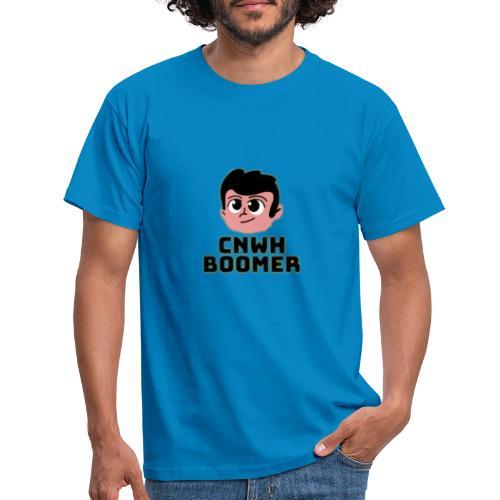 CnWh Boomer Merch - T-shirt herr