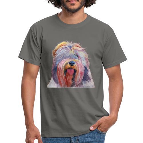 schapendoes - Herre-T-shirt