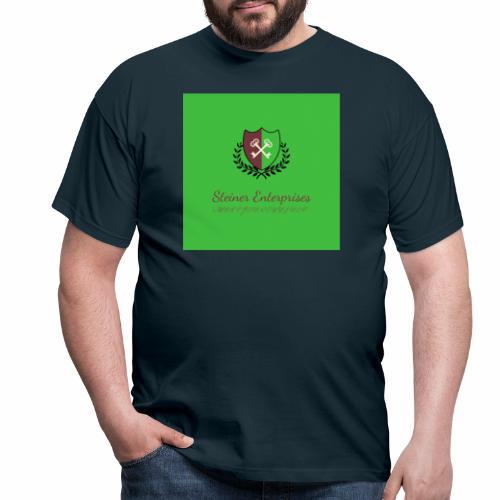 STEINER ENTERPRISES - Männer T-Shirt