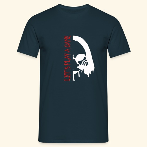 Let's play a game - T-shirt Homme
