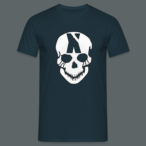 xeracraft blanc - T-shirt Homme