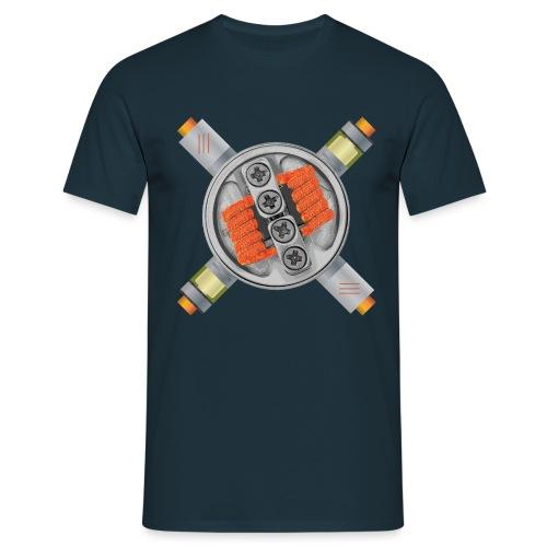 Build Vape - Men's T-Shirt