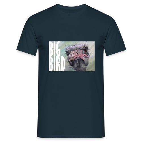 BigBird - Mannen T-shirt