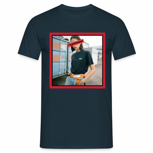 HB #2 reb&black box - Maglietta da uomo