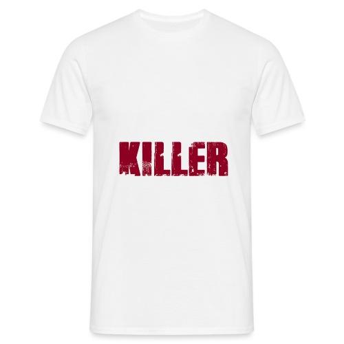 Serial Killer - Männer T-Shirt