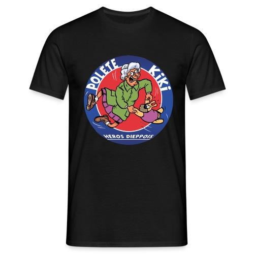 tshirt polete heros dieppois - T-shirt Homme