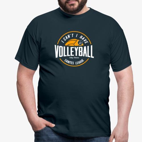 je peux pas j ai volley - T-shirt Homme