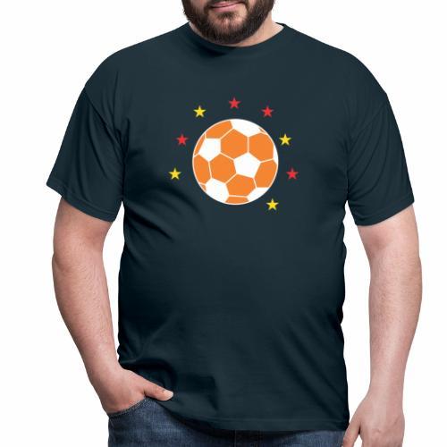 Ball Star - Männer T-Shirt