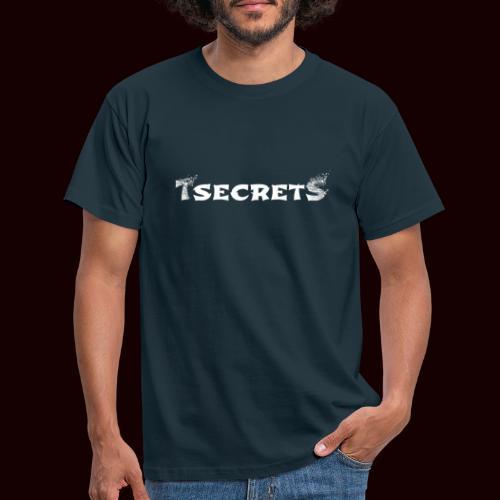 TsecretS white - Männer T-Shirt