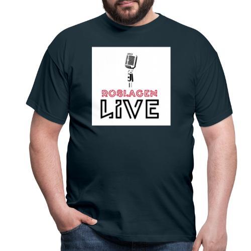 Roslagen Live - T-shirt herr