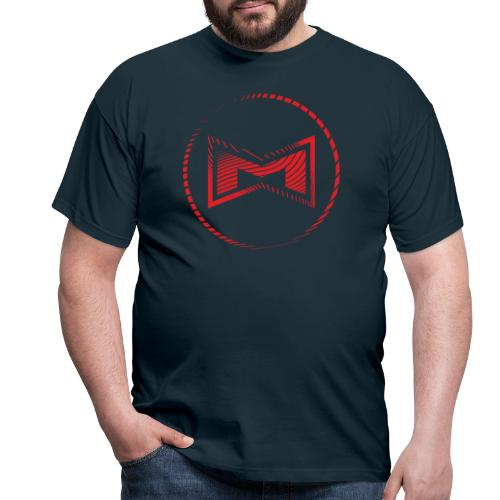 M Wear - Mean Machine Red Only - Men's T-Shirt