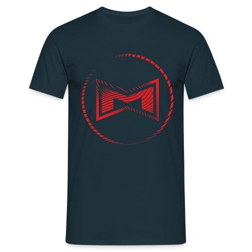 M Wear - Mean Machine Red Only - Men's T-Shirt