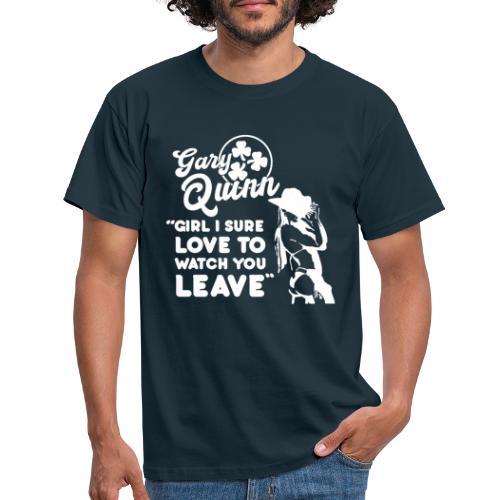 LTWYL white - Men's T-Shirt