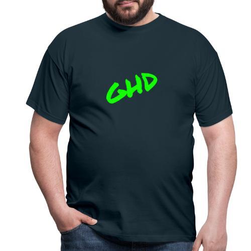 GHD - Männer T-Shirt