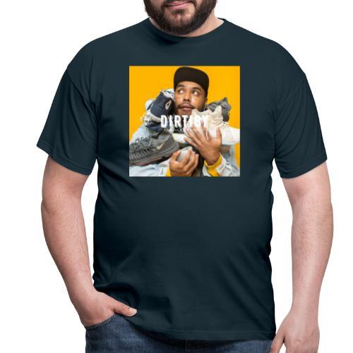 Amante por los tenis - Camiseta hombre