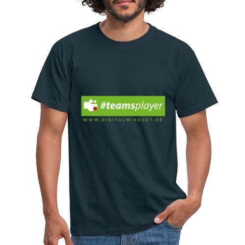 #teamsplayer - Männer T-Shirt