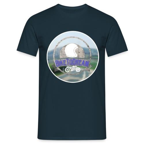 BikeToDream - T-shirt Homme