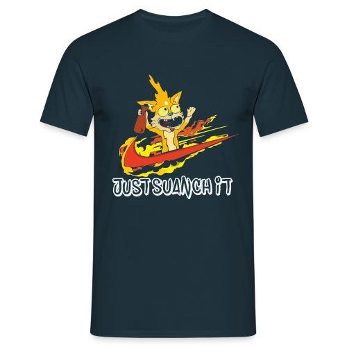 SQUANCH - Camiseta hombre