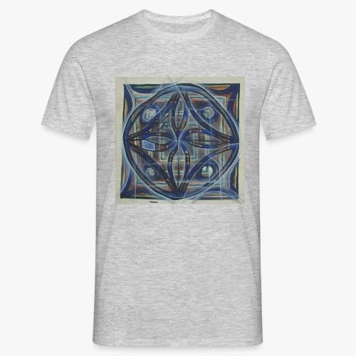 Mosaic - Men's T-Shirt