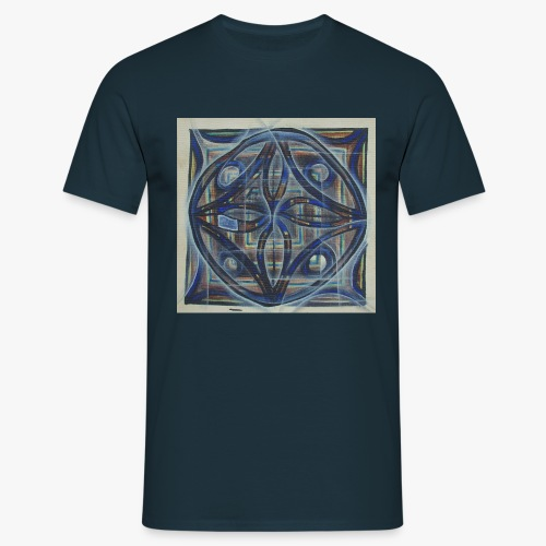 Mosaic - Men's T-Shirt