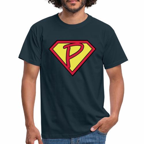 superp 2 - Männer T-Shirt