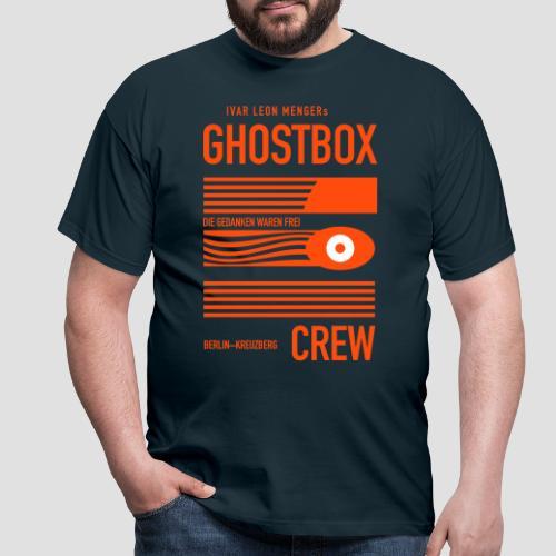 Ghostbox Crew - Männer T-Shirt
